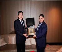 رئيس هيئة تنشيط السياحة يشارك في منتدى التعاون السياحي الصيني العربي