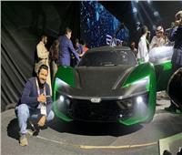 صور| ننشر قيمة السيارات بمعرض الرياض ومحمد رمضان أبرز المشترين