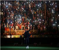 تامر حسني: مشاركتي بحفل ختام أمم إفريقيا «شرف».. وتحية لأبطالنا