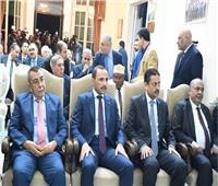 اتحاد المحامين العرب يكرم رئيس مجلس الأمة الكويتي
