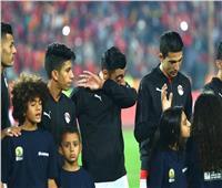 صور|أبرز لقطات مباراة مصر وكوت ديفوار