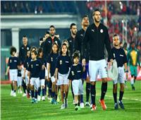شاهد.. احتفالات منتخب مصر من أرض الملعب بعد التتويج بأمم إفريقيا تحت 23 عاما