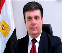حسين زين يهنئ الرئيس «السيسي» بفوز المنتخب المصري بكأس الأمم الإفريقية للشباب