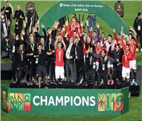 اتحاد الكرة يشكر الرئيس السيسي وأجهزة الدولة والمنتخب الأوليمبي