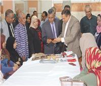 انطلاق فعاليات مبادرة «صنايعية مصر» بجامعة جنوب الوادي