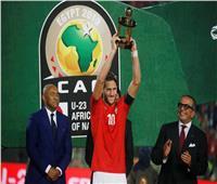 رئيس نادي الشيخ زايد يهنئ المنتخب الأولمبي