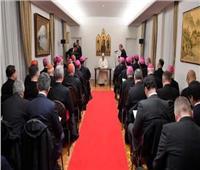 البابا فرنسيس يلتقي أساقفة اليابان في زيارة رسولية لطوكيو