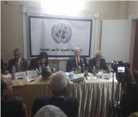 رئيس الجمعية المصرية للأمم المتحدة: أزمة المياه بين مصر وإثيوبيا بدأت عام 1964