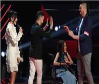 «حماقي» يختار فهد مفتخر وبهاء خليل للحلقة النهائية في «thevoice»