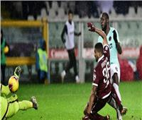 إنتر ميلان يفوز على تورينو 3-0 ويواصل ملاحقة يوفنتوس في الدوري الإيطالي