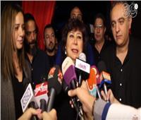 فيديو| وزيرة الثقافة: مهرجان القاهرة عاد لقوته.. وفعالياته تُبشر بمستقبل عظيم