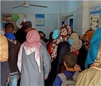 تنفيذًا لمبادرة «حياة كريمة».. علاج ١٨٠٧ مواطنًا بالمجان في الشرقية