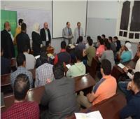 يوسف عامر: على الشباب تنمية مهاراتهم لمواجهة سوق العمل