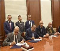 اتفاق بين «الصيد» و«هيئة قناة السويس» لحل أزمة أرض فرع بورسعيد وديا