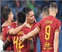فيديو  روما يكتسح بريشيا بثلاثية نظيفة في الدوري الإيطالي