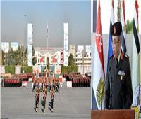 «الحربية» تستقبل الطلبة الجدد بالكليات والمعاهد العسكرية