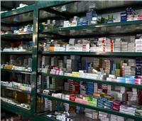 مباحث القاهرة تضبط أدوية مهربة داخل مخزن في مصر الجديدة