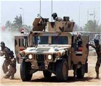 مقتل 5 إرهابيين وتدمير 3 مقرات لداعش في كركوك العراقية
