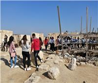 في ذكرى استشهاده.. آثار أبومينا بالإسكندرية تستقبل وفود الزائرين