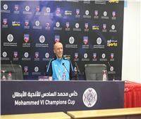 يسيتش: هدفنا بطاقة التأهل وطالبت اللاعبين بنسيان المباراة الأولي