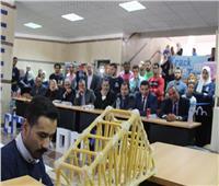 جامعة جنوب الوادي تنظم فعاليات مسابقة «الروبوت»