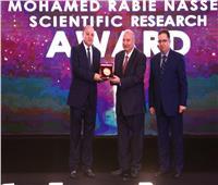 مفيد شهاب وجمال عصمت يحصدان جائزة محمد ناصر ربيع البحثية