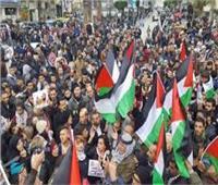 إصابة عشرات الفلسطينيين في مواجهات مع الاحتلال الإسرائيلي بالضفة الغربية