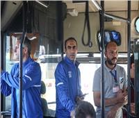 بعثة الأهلي تصل تونس لمواجهة النجم الساحلي