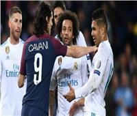 الليلة.. ريال مدريد يسعى للثأر من باريس سان جيرمان