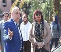 وزيرة الثقافة: أكاديمية الفنون تشهد عملية تطوير متكاملة