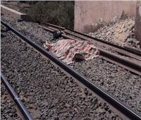 مصرع شاب سقط من قطار بعد اختلال توازنه في طنطا