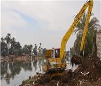 """""""الري"""": إزالة 44 حالة تعد على نهر النيل في 6 محافظات"""