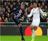 شاهد  باريس يخمد ثورة ريال مدريد في دقيقتين بدوري الأبطال
