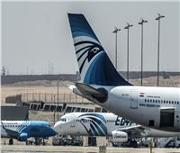 شركة مصر للطيران للشحن الجوي تجري تجربة طوارئ جافة اليوم