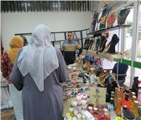 معرض «التراث المصري والحرف اليدوية» يختتم فعالياته بوزارة المالية