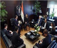 وزير التنمية الاقتصادية الطاجيكي يشيد بتحسين مناخ الاستثمار فى مصر