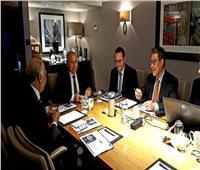 «الوزير» يبحث مع مسئولين بلندن التعاون في مجال النقل البحري