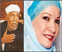 في ذكرى وفاتها.. كيف تسبب الشيخ الشعراوي في اعتزال «شادية»