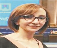 نواب المحافظين الجدد  جاكلين عازر: تحسين الأوضاع المعيشية للمواطنين بالإسكندرية
