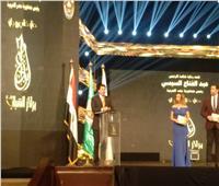 صور| وزير الشباب والرياضة: ياسر رزق يثري الثقافة المصرية