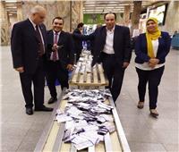 جمارك مطار القاهرة تحبط محاولة تهريب كمية من الأدوية والمستلزمات الطبية