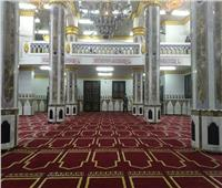 افتتاح مسجد النصر بقرية السناجرة بالشرقية