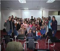 احتفالية لتوزيع شهادات كورس الإشارة المصرية لعام ٢٠١٩