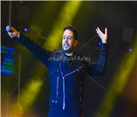 أسرار نجاح أول حفل لـ«حماقي» في كايرو فيستفال