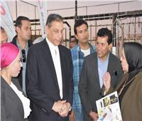 «صبحي» و«جمال الدين» يشهدان حفل افتتاح المرحلة الختامية لأولمبياد المحافظات