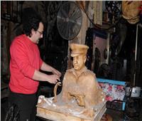 تشكيلي «سكندري» يتهم رويترز والجزيرة باستغلال أعماله الفنية ضد مصر