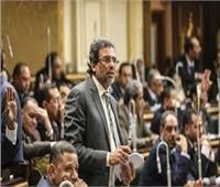 حكم قضائي جديد بشأن خالد يوسف