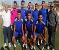 الميدالية الذهبية لمركز شباب مدينة العريش في بطولة المحافظات الحدودية