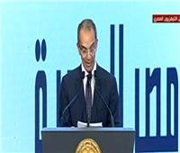 فيديو| عمرو طلعت: مضاعفة سرعة الإنترنت إلى 20 ميجا في الثانية خلال عامين