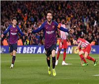 بث مباشر| مباراة أتلتيكو مدريد وبرشلونة في الدوري الإسباني
